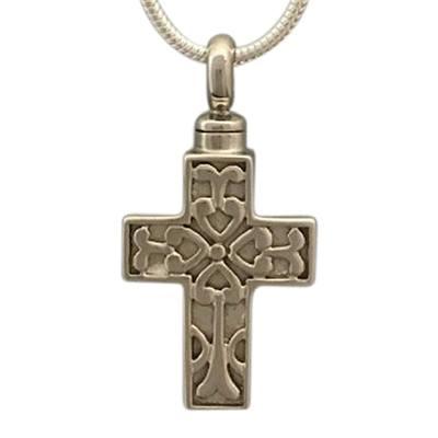 Love Cross Cremation Jewelry