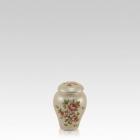 Love Roses Ceramic Keepsake Urn