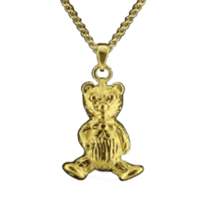 Loving Teddy Keepsake Pendant