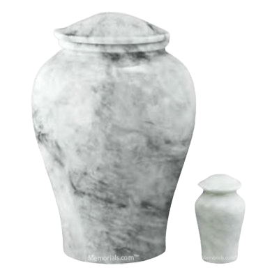 Lucido Marble Cremation Urns