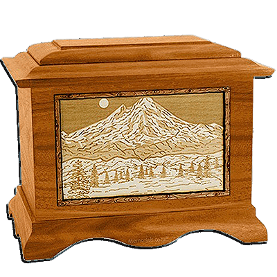 Mt Baker Cremation Urns For Two