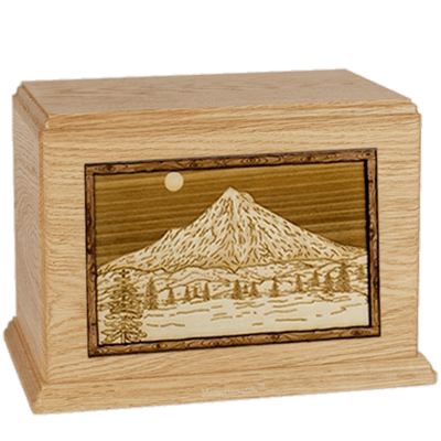 Mt Hood Maple Companion Urn