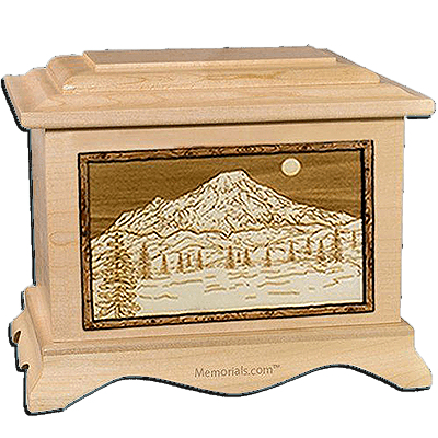 Mt Rainer Cremation Urns For Two