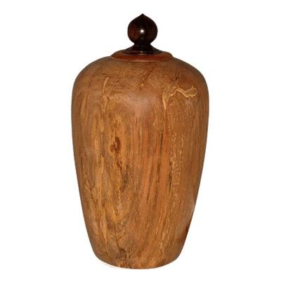 Maestro Wood Cremation Urn