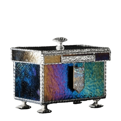 Magical Glass Cremation Urn