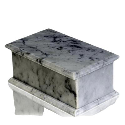 Maison Bianco Marble Child Urn