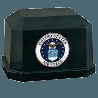 Major Air Force Cremation Urn