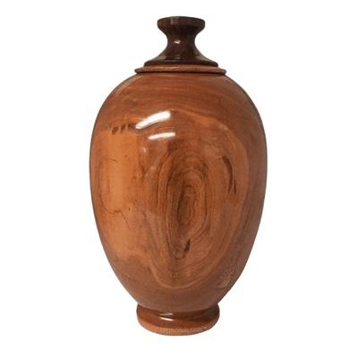 Masterpiece Wood Cremation Urn