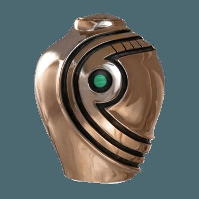 Matador Malachite Bronze Funeral Urn