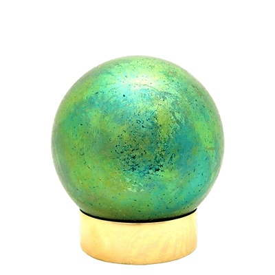 Meadow Glass Small Child Cremation Urn