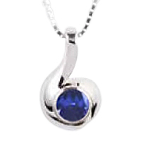 Melody Sapphire Keepsake Jewelry