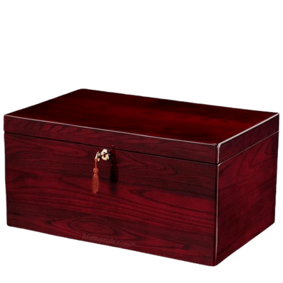 Memoire Wood Companion Cremation Urn