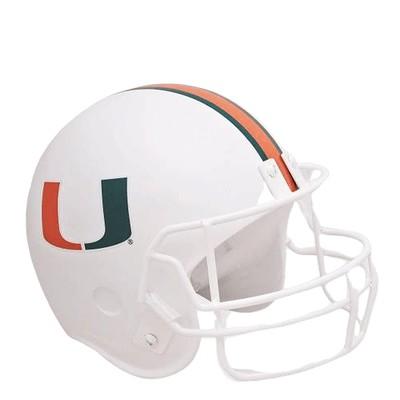 Miami Hurricanes Football Helmet Urn