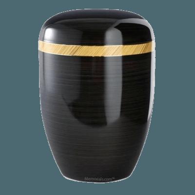 Midnight Biodegradable Urn