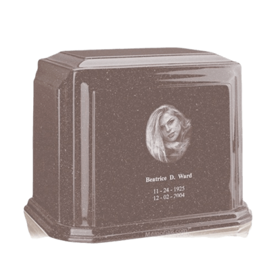 Millennium Basil Wood Large Marble Urn