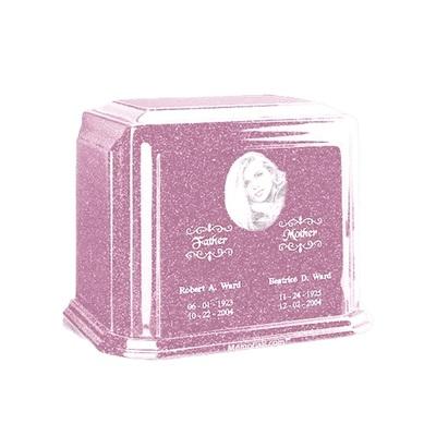 Millennium Lavender Medium Marble Urn