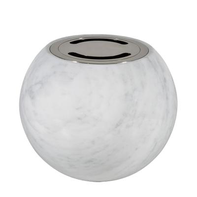 Moderne Marble Cremation Urn