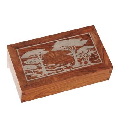 Monty Wood Cremation Urns