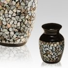 Mosaic Keepsake Cremation Urn