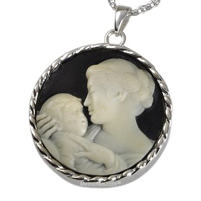 Mothers Love Cremation Pendant III