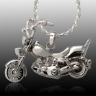 Motorcycle Cremation Pendant III