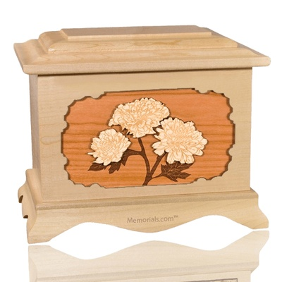 Mums Maple Cremation Urn