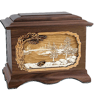 New Lake Cremation Urns For Two