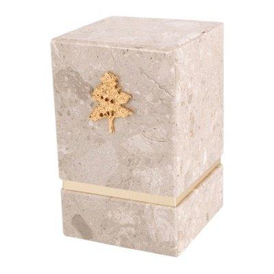 La Nostra Perlato Marble Urn