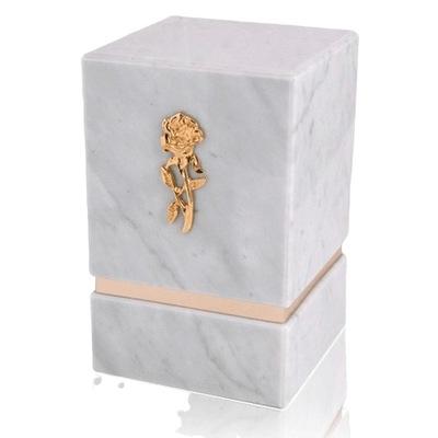La Nostra Bianco Marble Cremation Urns