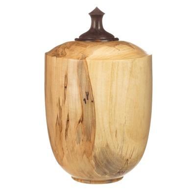 Nadie Wood Cremation Urn