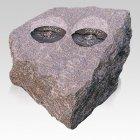 Nature Companion Cremation Headstone