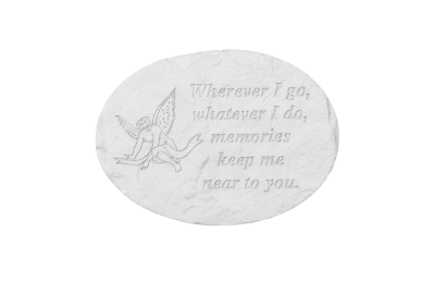Near To You Memorial Stone
