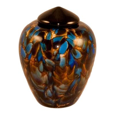Noche Glass Pet Cremation Urn