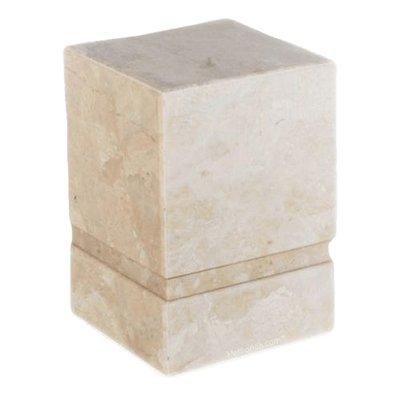 Nuestra Perlato Marble Child Urn