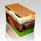 Autumn Oak Child Cremation Urn II