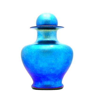 Oceanic Glass Cremation Urn