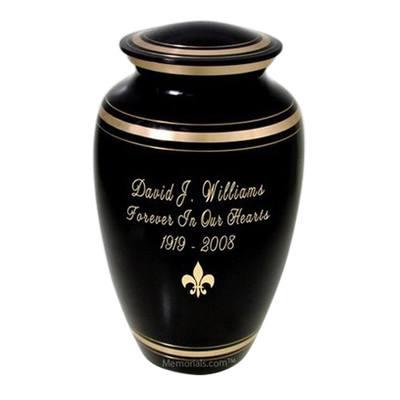 Onyx Pet Cremation Urn