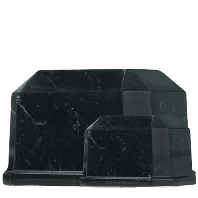 Onyx Prism Marble Cremation Urns