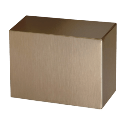Memoire Wood Companion Cremation Urn
