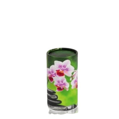 Orchid Scattering Mini Biodegradable Urn