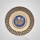 Loyal Order of Moose Roman Appliques