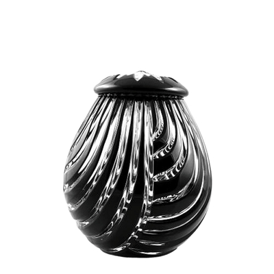 Orion Glass Small Cremation Urn