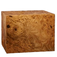 Otonio Wood Cremation Urn