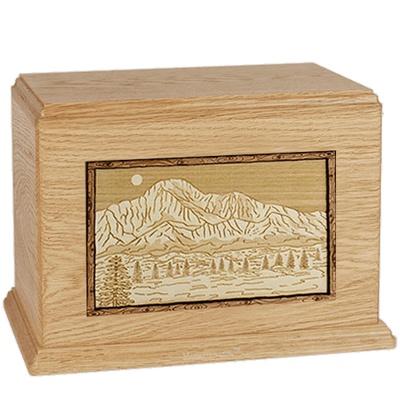 Pikes Peak Maple Companion Urn
