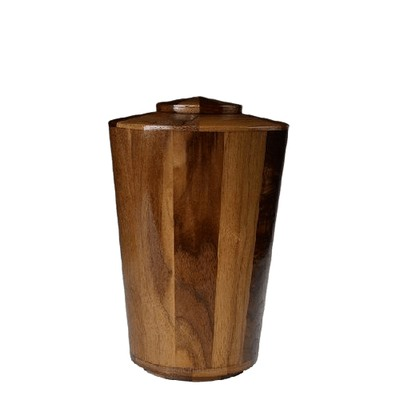 Paderborn Medium Wood Urn