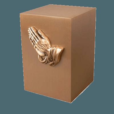 Padre Bronze Cremation Urn