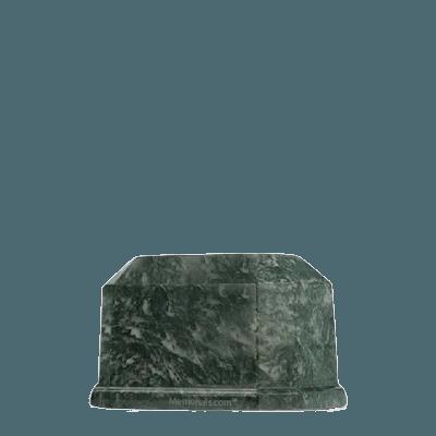 Palm Prism Marble Keepsake Urn