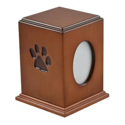 Paw Dog Cremation Urn