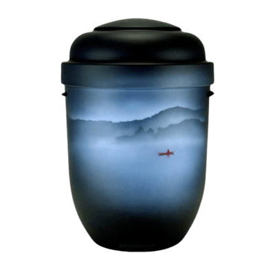 Peaceful Biodegradable Urn
