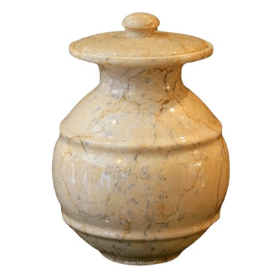 Peaceful Marble Child Urn